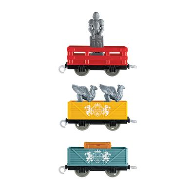 Vagoes-Trackmaster-2---Thomas---Friends---Castle-Delivery---Fisher-Price