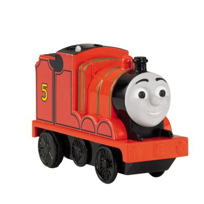 Locomotiva Motorizada Thomas & Friends - James - Fisher-Price