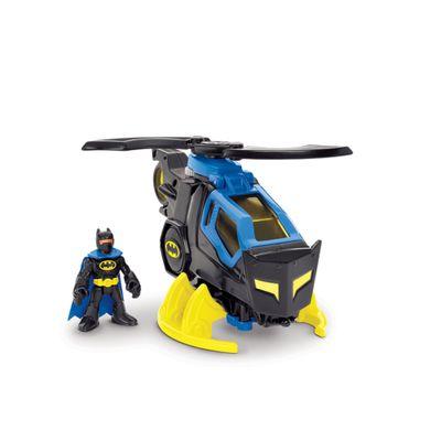 Helicóptero do Batman - Imaginext DC Super Amigos - Fisher-Price