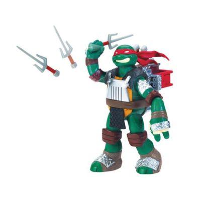 Boneco Flingers Tartarugas Ninja - Raphael - Multikids