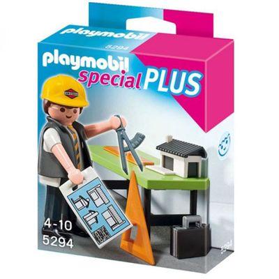 Playmobil - Especial Plus - Arquiteto - 5294