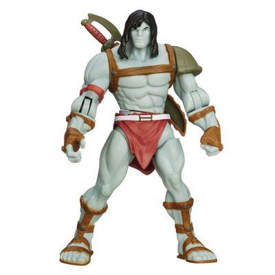 Boneco Articulado 15 cm - Marvel Hulk And The Agents Of SMASH - Skaar - Hasbro - Disney
