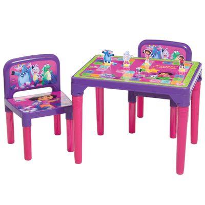 Mesa com Cadeira - Dora a Aventureira - Multibrink