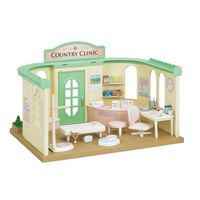 Sylvanian-Families---Clinica-do-Campo---Epoch