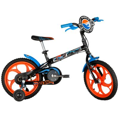 Bicicleta Aro 16 - Hot Wheels - Caloi