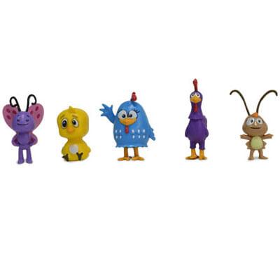 Conjunto de Figuras - Turma da Galinha Pintadinha - Sunny