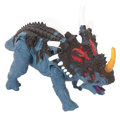 Boneco-Dino-Valley---Triceratops---New-Toys
