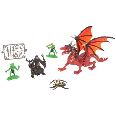 Playset-Legend-Of-Dragon---Mestre-dos-Dragoes---New-Toys