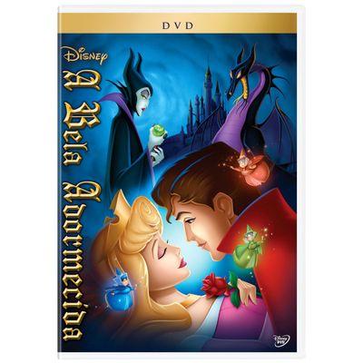 DVD - A Bela Adormecida - Disney
