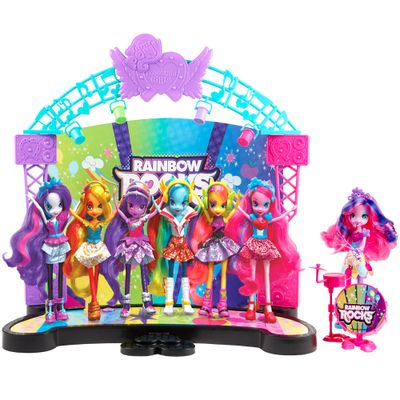 Palco-Pop-My-Little-Pony-Equestria-Girls-Rainbow-Rock-Boneca-Apple-Jack-Rarity-Fluttershy-Rainbow-Dash-Twilight-Sparkle-e-Pinkie-Pie-Hasbro