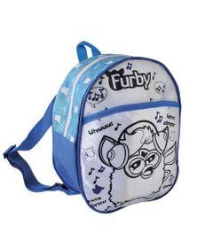 Mochila-Furby-para-Colorir---Azul---Conthey