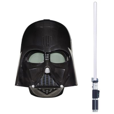 Mascara-Eletronica-Darth-Vader-Sabre-de-Luz-Eletronico-Ultimate-FX-Mestre-Yoda-Star-Wars-Hasbro