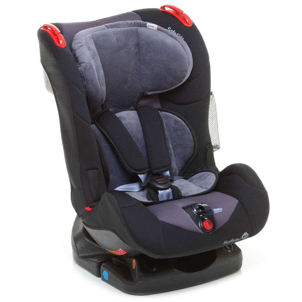 Cadeira Para Auto - De 0 a 25 Kg - Recline - Black Ink - Safety 1st