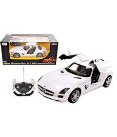 Carro-de-Controle-Remoto---Mercedes-SLS-AMG-Branca---CKS