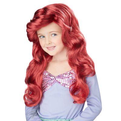 Peruca-Ariel---Pequena-Sereia---Zippy-Toys