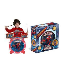 Bateria-Spider-Man