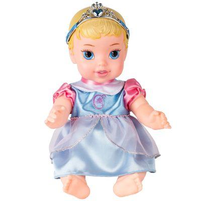 Boneca - Princesas Disney - Baby Cinderela - Mimo