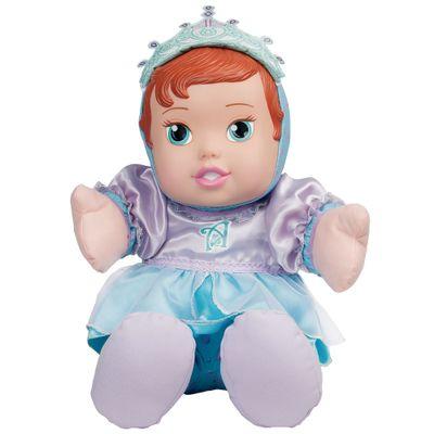 Boneca de Pano - Princesas Disney - Baby Ariel - Mimo