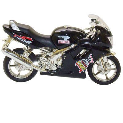 Motocicleta Super Esporte - Preta - DTC