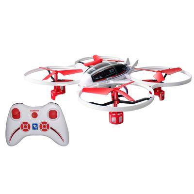Quadricóptero Drone R8 - H-18 - Branco - Candide