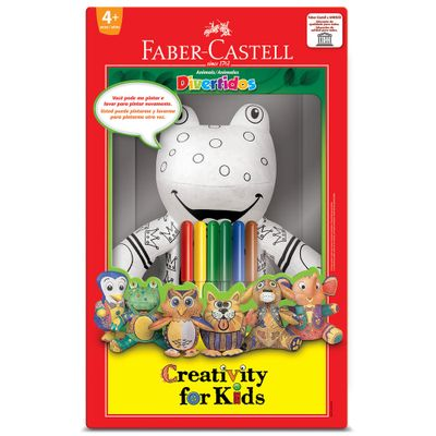 7891360629269-Sapinho-Divertido-Creativity-For-Kids-Faber-Castell