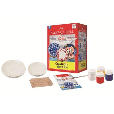 7891360628767-Jogo-de-Pratinhos-Creativity-For-Kids-Faber-Castell