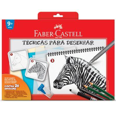 7891360627869-Principais-Tecnicas-para-Desenhar-Faber-Castell