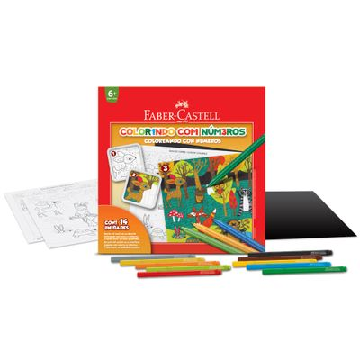 7891360627883-Colorindo-com-Numeros-Animais-da-Floresta-Faber-Castell