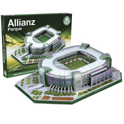 Maquete 3D Oficial - Nova Arena Palmeiras - Nanostad