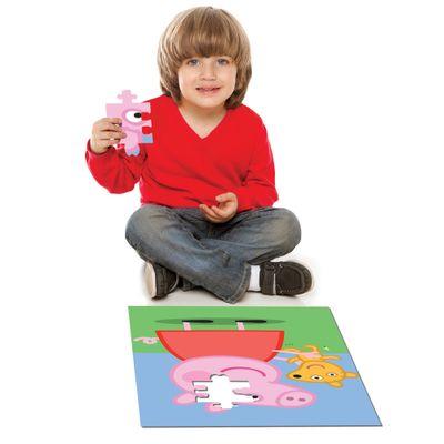 Quebra-cabeca-grandao-Peppa-Pig-28-pecas---Toyster-Produto