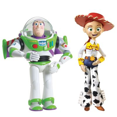 Kit-Toy-Story-3-Buzz-Lightyear-Jessie-com-som