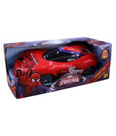 Carro-Spider-Man