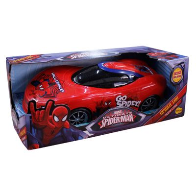 Carro-Spider-Man