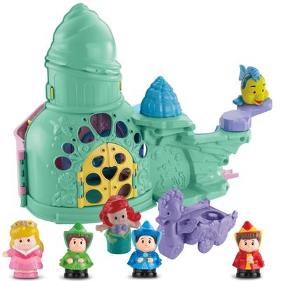kit-little-people-castelo-da-ariel-amigos-da-princesa-aurora