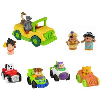 kit-conjunto-figuras-wheelies-bonecas-jasmine-e-aladdin-veiculo-mogli-o-menino-lobo-little-people