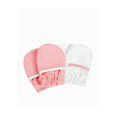 Par de Luvas para Bebê Rosa - Safety 1st