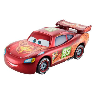 Carrinho-Neon---Disney-Cars---Relampago-McQueen---Mattel