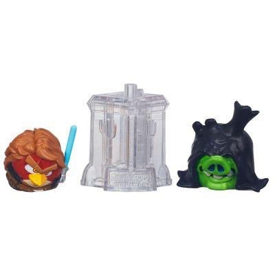 Telepods Angry Birds Star Wars - Senador Palpatine e Anakin Skywalker Sith - Hasbro