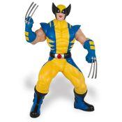 Boneco-Wolverine-Premium-Gigante---Uniforme-X-Men-Amarelo---Mimo