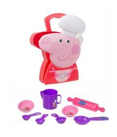 Maleta-Chef-de-Cozinha---Peppa-Pig---Multikids