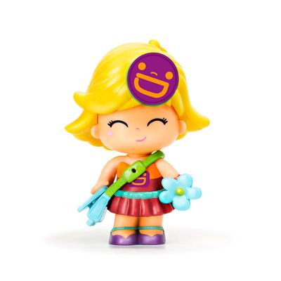 Mini-Boneca-Pinypon---Amarela---Multikids