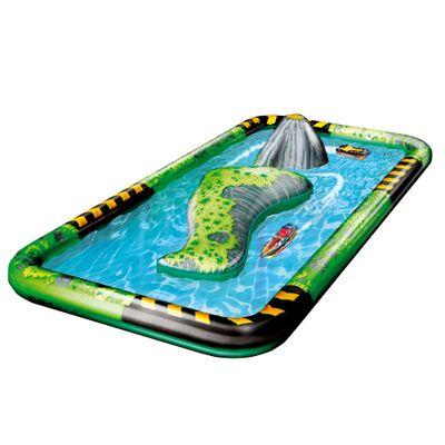 Playset Deluxe - Aqua Racers - Multikids