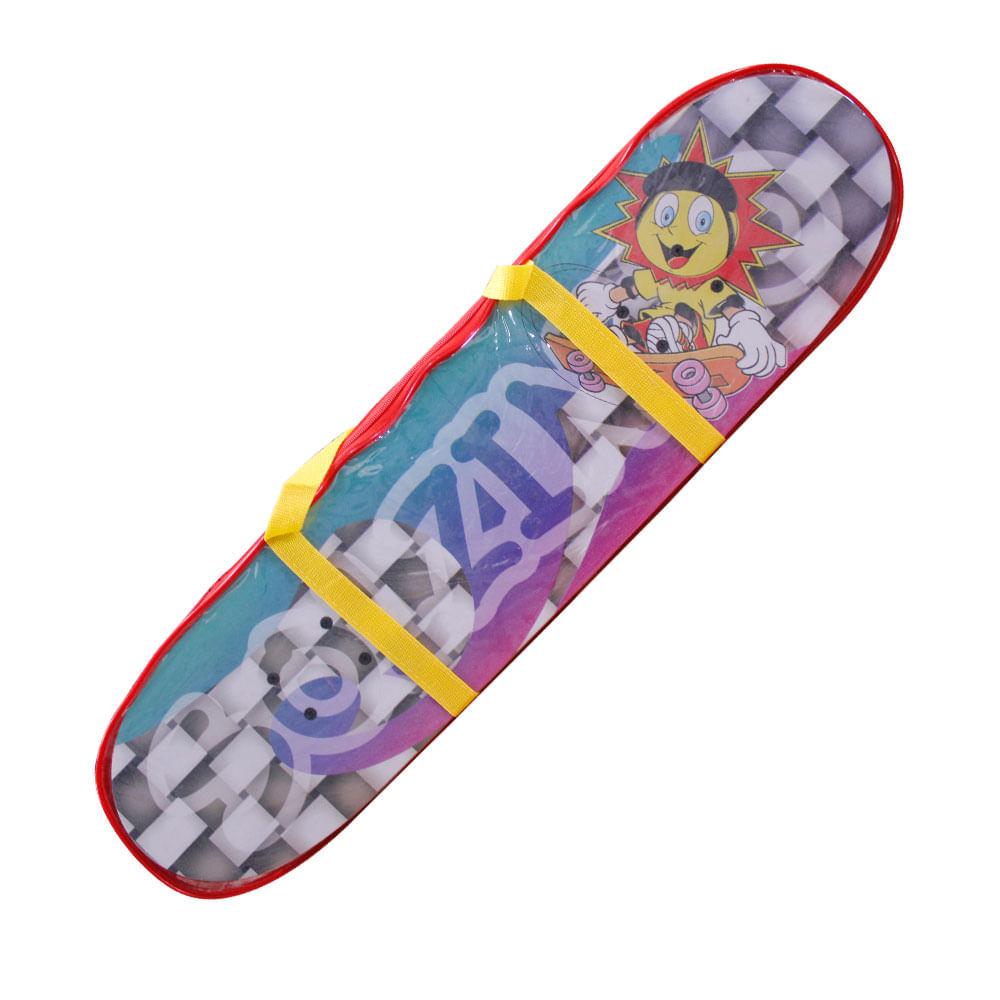 Skate com Acessórios - Serie 2 - Solzinho