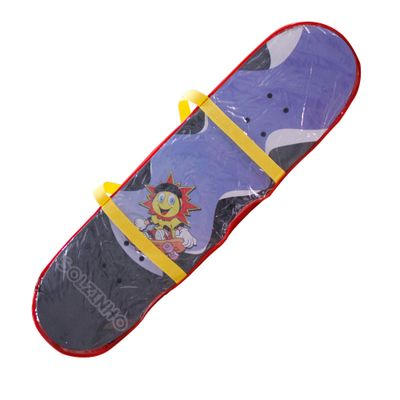 Skate com Acessórios - Serie 3 - Solzinho