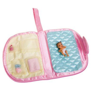 Mini-Boneca-Petit-Baby---Bolsa-Trocador---DTC