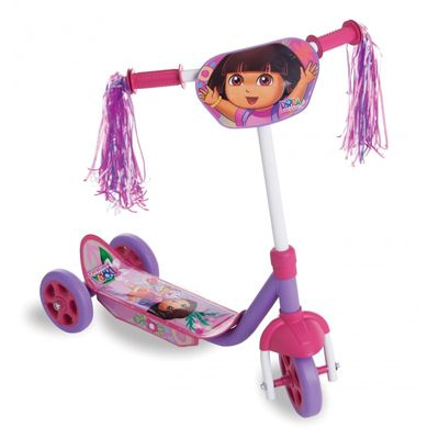 Patinete---Dora-Aventureira---Multibrink