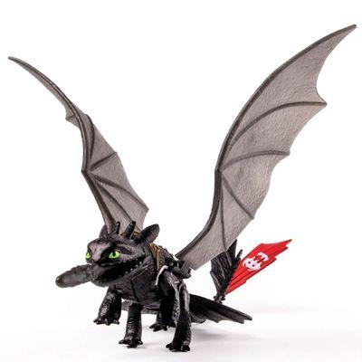 Mini Figura Como Treinar Seu Dragão 2 - Banguela Ataque - Sunny