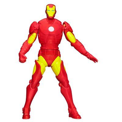 Boneco-The-Avengers---Mighty-Battlers---Iron-Man---15cm---Hasbro-2