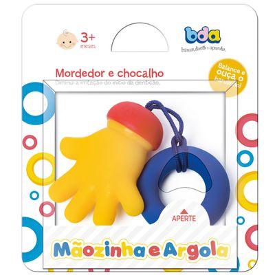 Mordedor Mãozinha com Argola - Toyster