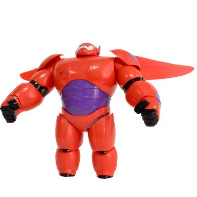 Boneco-Baymax-com-Armadura-de-Combate---Big-Hero-6-Disney---Sunny